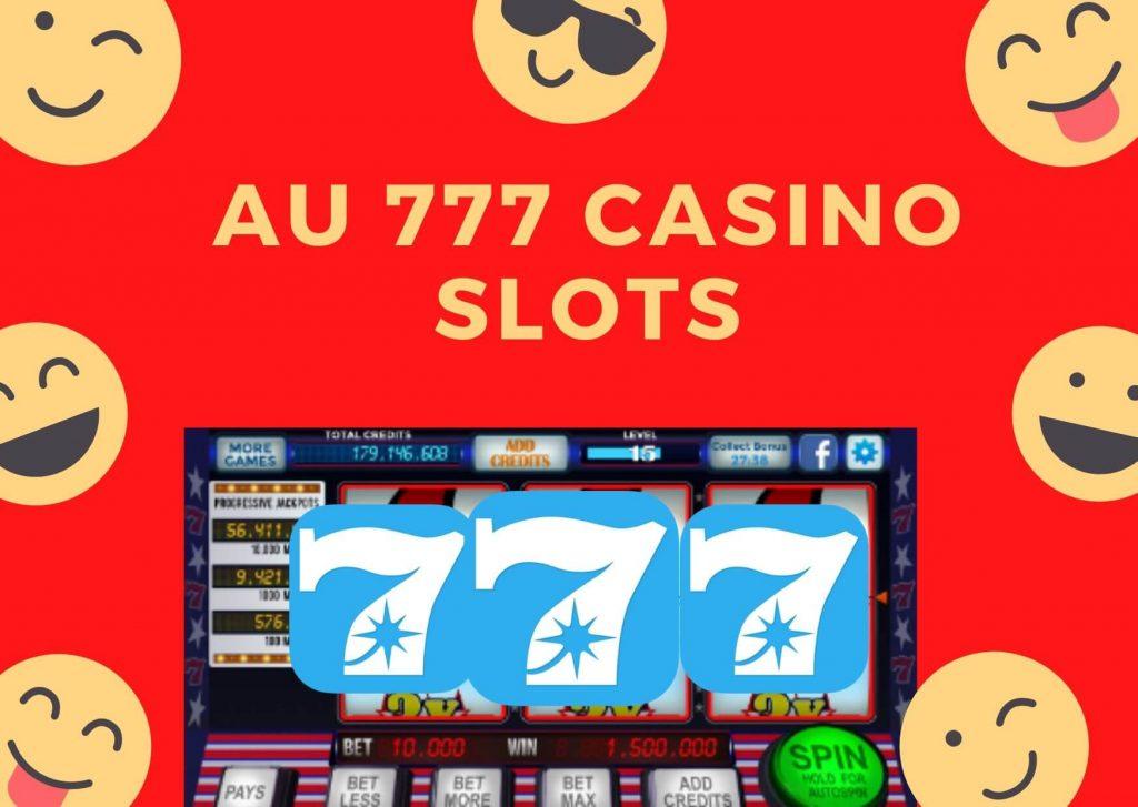 Australia 777 Slots Online