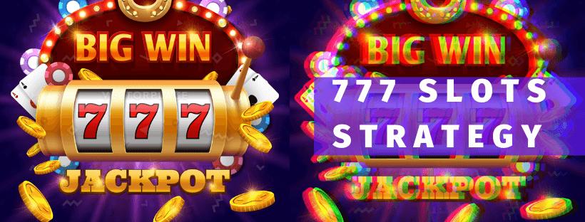 win classic 777 free slot strategy