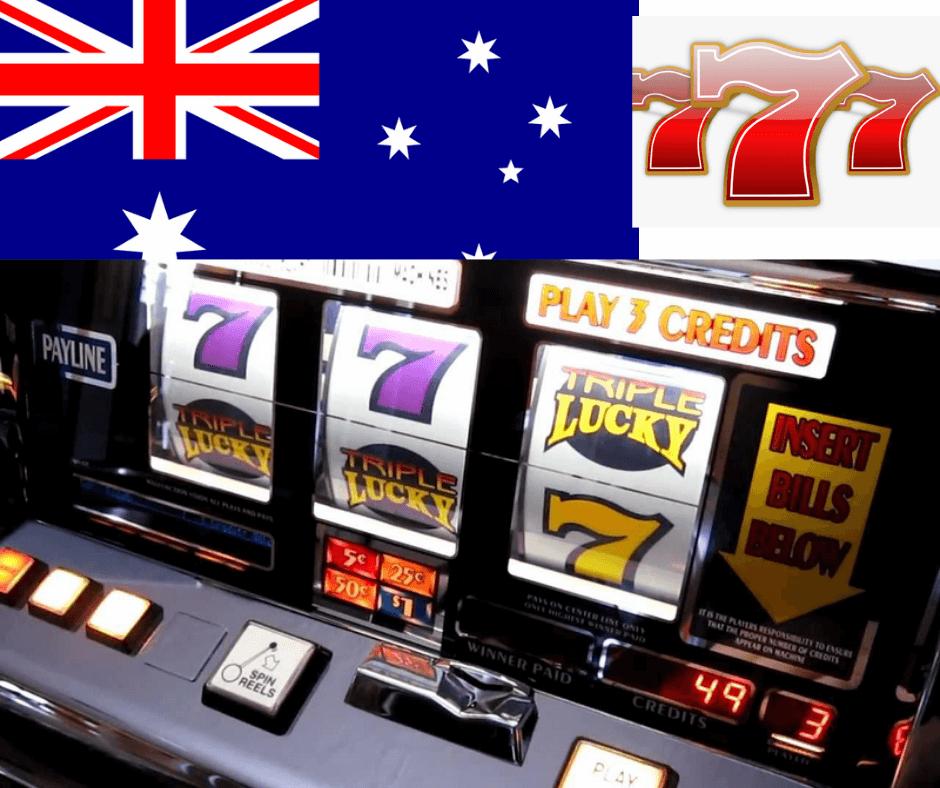 Triple 777 slot machines Australia