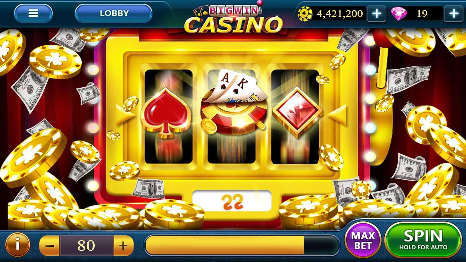 Free Play Slots Win Real Money